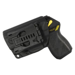 Taser Pulse With Holster Right Side View