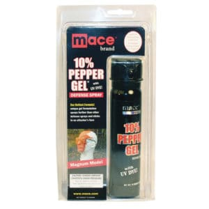 Mace® Pepper Gel UV Dye In Package