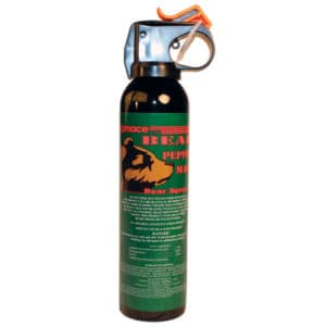 Mace® Bear Spray 260 grams Right View Flip Top Trigger