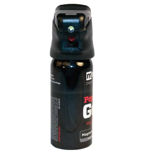 Mace® Pepper Gel Night Defender With Light Front View