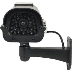 Front view dummy-camera mounting hardware